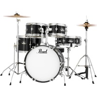 PEARL Roadshow Jr. Jet Black Junior Drum Kit