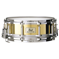 PEARL Free Floating 14x5 Brass Snare Drum