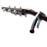 PLANET WAVES NS Tri-Action Capo Silver
