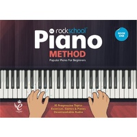 Rockschool Piano Method Book 1