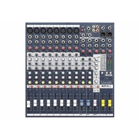 SOUNDCRAFT EFX-8 12 Channel Mixer with built in Lexicon Effects