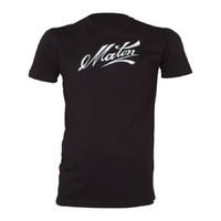MATON Signature T-Shirt Black Large