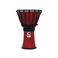 TOCA Coloursound 7 Inch Djembe Red