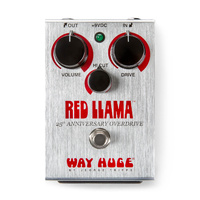 WAY HUGE Red Llama 25th Ann. Overdrive