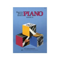 Bastien Piano Basics: Level 2 Lesson Book