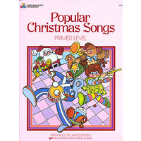 Bastien Popular Christmas Songs - Primer Level