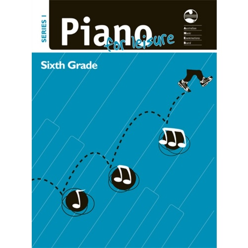 AMEB Piano For Leisure Series 1 Grade 6
