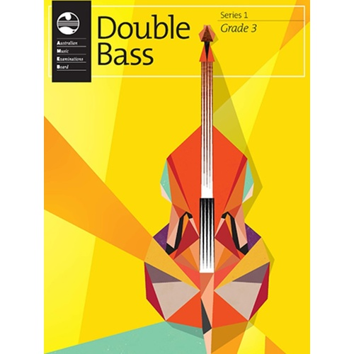 AMEB Double Bass Series 1 - Grade 3