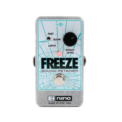 EHX Freeze Sound Retainer Pedal