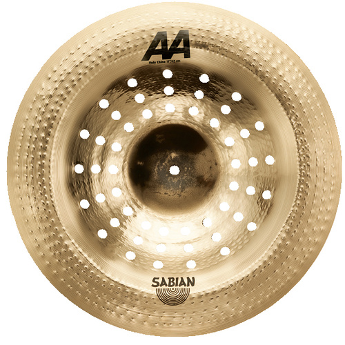 SABIAN AA 19 Inch Holy China Cymbal 21916CSB