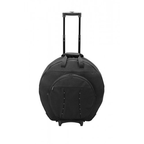 DRUMFIRE 22 Inch Cymbal Carry Bag w/Wheels