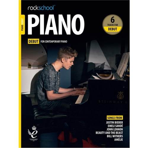 Rockschool Piano Debut 2019