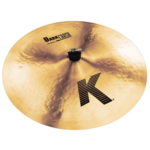 ZILDJIAN K Series 18 Dark Thin Crash Cymbal
